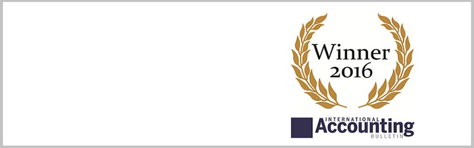"""Baker Tilly Internacional ganador del prestigioso premio """"Accounting Network 2016"""""""